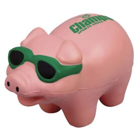 Shades Pig Stress Ball