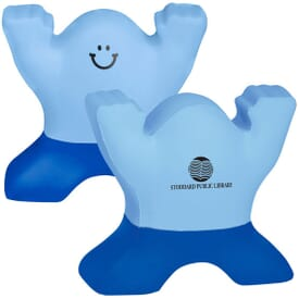 Stress Ball Jumping Jack - 2 Day Service