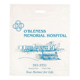 "18"" x 22"" x 4"" Our Lowest Cost Plastic Bags"