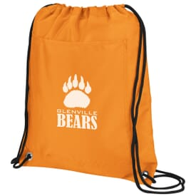 Cooler Drawstring Backpack