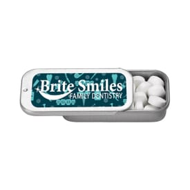 Slider Tin Of Mints