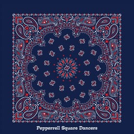 Traditional USA Paisley Bandanna