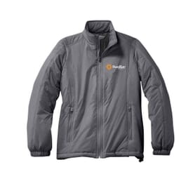 Harriton® Essential Polyfill Jacket - Ladies
