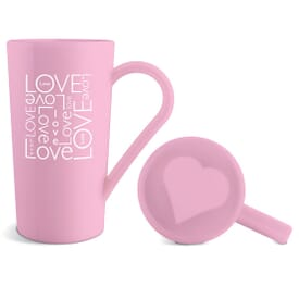 17 oz NatureAd™ Heart Corn Mug