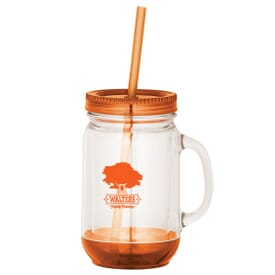 20 oz Color Pop Mason Jar Mug