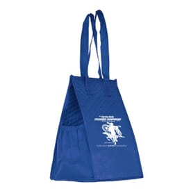 Insulated Non-Woven Lunch Tote with Poly Board Insert