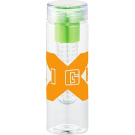25 oz Fruiton BPA Free Infuser Bottle