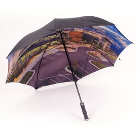 "Double Cover 62"" Umbrella"