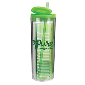 20 oz Infuser Tumbler - One Color
