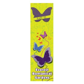 Butterfly Shape Seed Bookmark