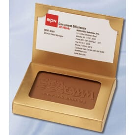 Cookie Business Card Box