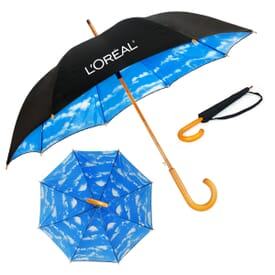 The Blue Sky Fashion™ Umbrella
