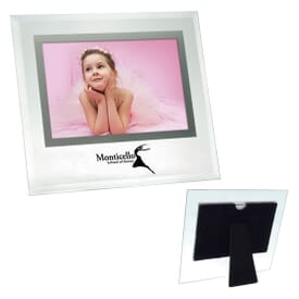 "6"" x 4"" Beveled Glass Frame"