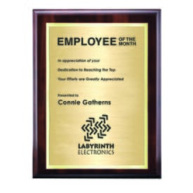 Farnsworth/Texetch™ Plaque
