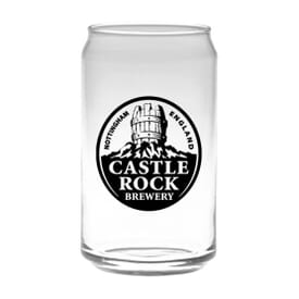 The Can Glass- 16 Oz Glass