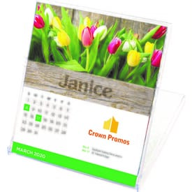 CD Size Jewel Case Calendars- Custom Photos