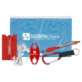 Varsity Pencil Pouch School Kit