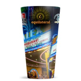 20 oz ThermoServ Flair Tumbler with Sublimation