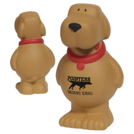 Cartoon Dog Stress Reliever