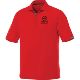 Men's Kiso Short Sleeve Polo
