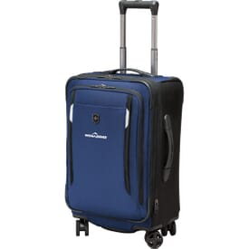 "Victorinox Swiss Army™ Werks Traveler™ 22"" Dual-Caster Carry On"