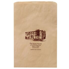 Merchandise Bag- 15 X 24 X 3 1/2 Gusset