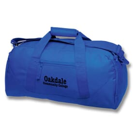 Square Sports Duffle