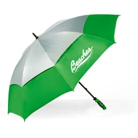 ShedRays® Vented Golf Umbrella With UPF 50+ Sun Protection