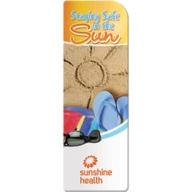 Bookmark- Staying Safe In The Sun