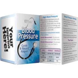 Key Points- Blood Pressure Guide And Record Keeper