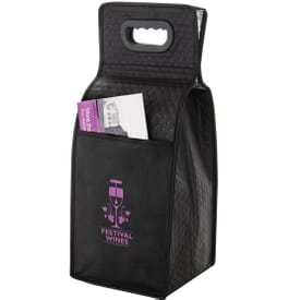 Insulated Wine Bag- 4 Bottles