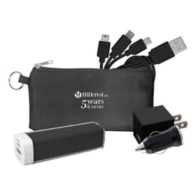 Ultimate Colorful Power Bank Kit