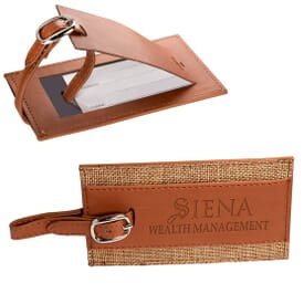 Sierra™ Luggage Tag