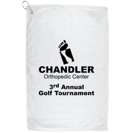 "Golf Towel 16"" x 25"""