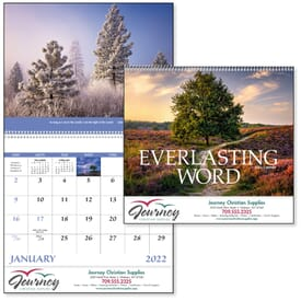 ON SALE-Everlasting Word Calendar - Spiral