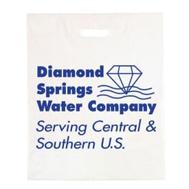 "15"" x 18"" x 4"" Our Lowest Cost Plastic Bags"