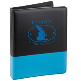 The Ringleader 3-Ring Binder