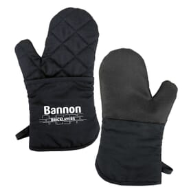 Cool Touch Oven Mitt
