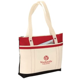 Nautical Times Tote - 2 Day Service