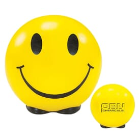 Stress Balls Friendly Face