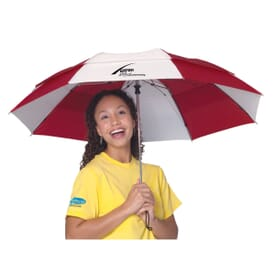 Compact Wind-Proof Umbrella