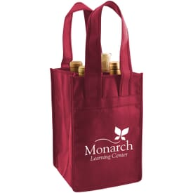 Wine Bag – 4 Bottles