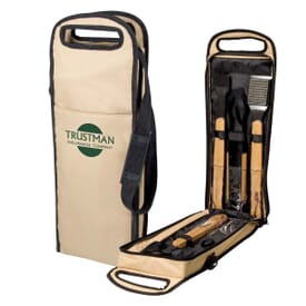 Bamboo Travel Barbecue Set