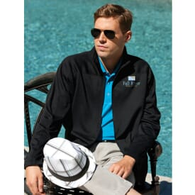 Brushed Full-Zip Jacket-Men's