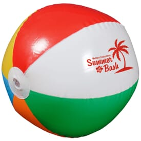Multicolor Beach Ball