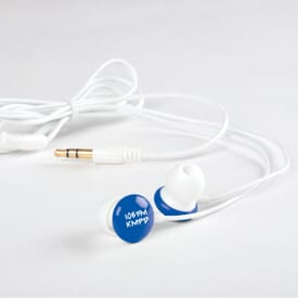 Colored Round Earbuds