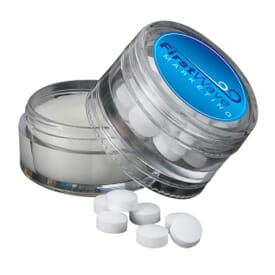 Stackable Mint & Lip Balm Jar