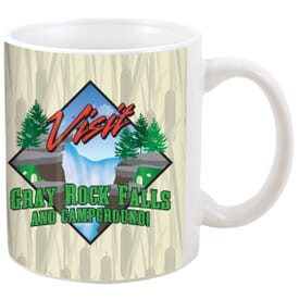 11 oz. Ray of Light Mug – Full Color