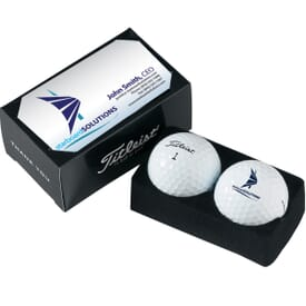 Titleist® Business Card Box