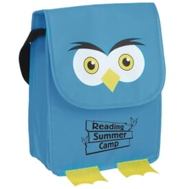 Paws 'N Claws Lunch Bag – Owl